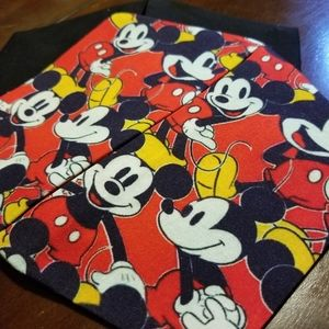 Womens Mickey Mouse Cotton Facemask